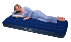 Intex Single Size Classic Downy Airbed