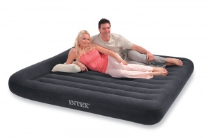 Intex Pillow Rest Classic King Size Airbed