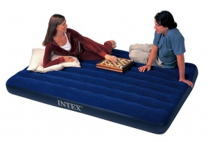 Intex Queen Size Classic Downy Airbed