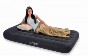 Intex Durabeam Pillow Rest Classic Single Size Airbed